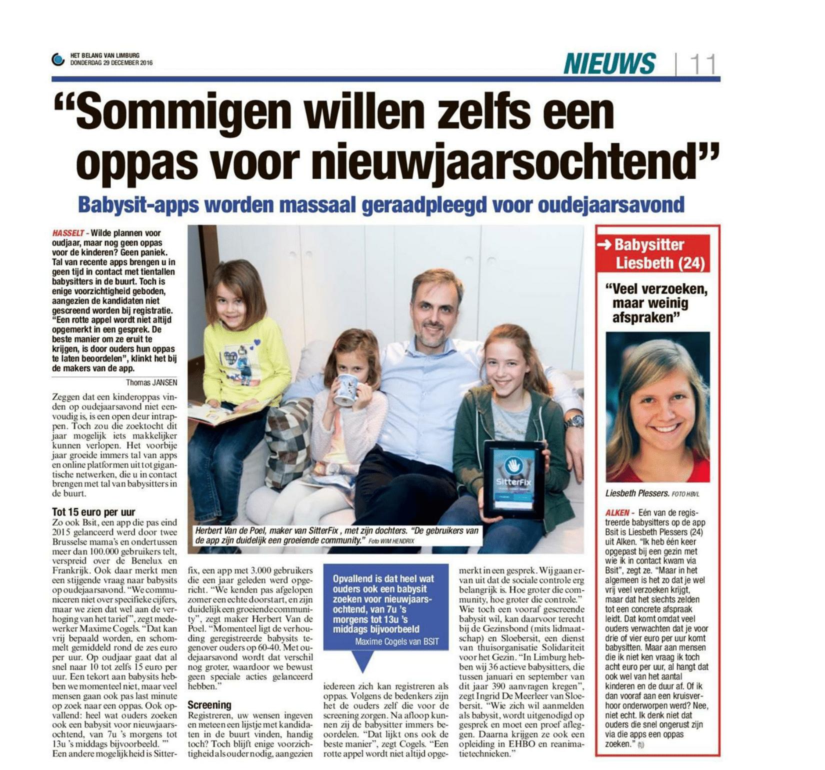 SitterFix-babysit-app-Het-Belang-Van-Limburg_2016-12-29