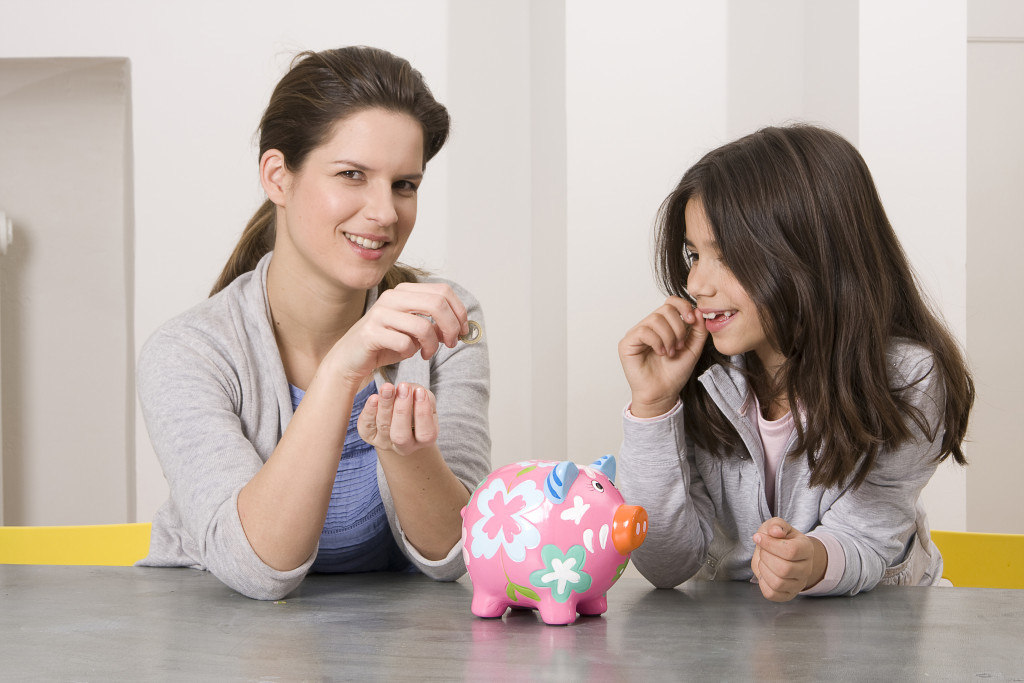 Je kind leren omgaan met geld.