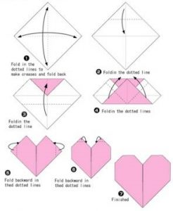 Origami Hart